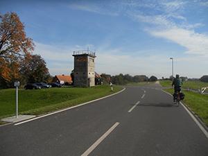 Fahrradtour am Elberadweg