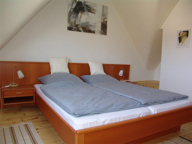 Zimmer 3 Doppelbett