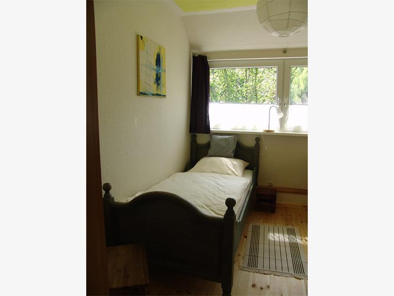 Zimmer 7 Einzelbett