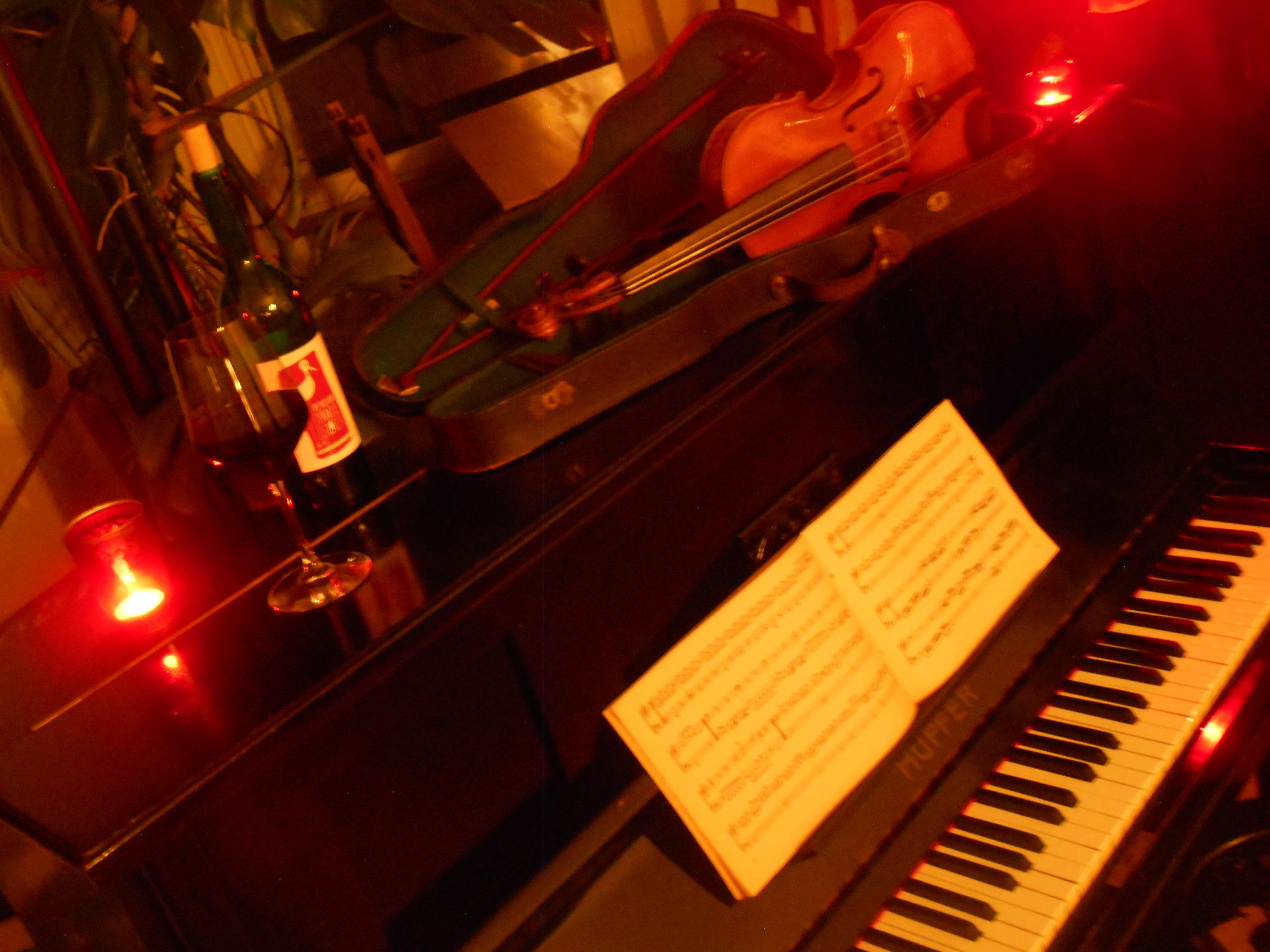 Unterkunft bei Pension Tante Storch zur Winterlichen Musikwoche