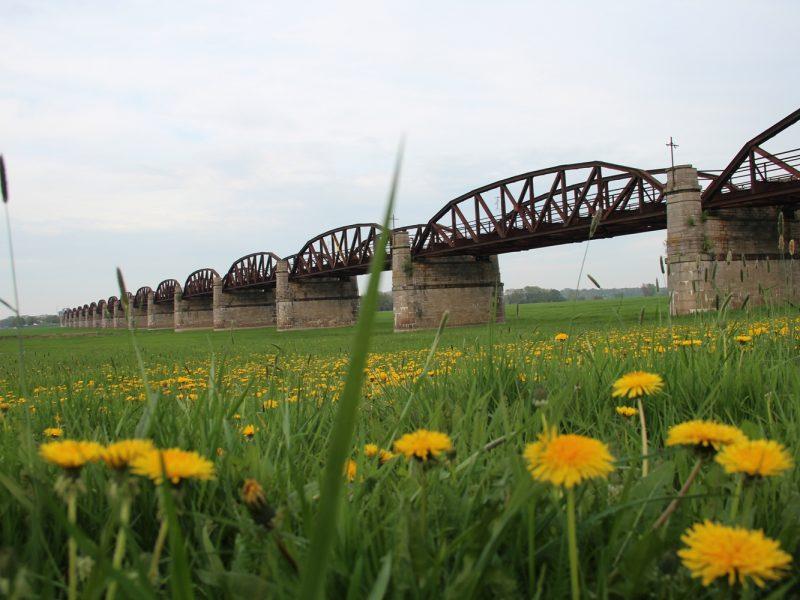 Dömitzer Eisenbahnbrücke