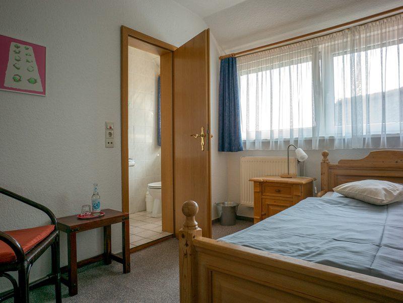 Zimmer 4 Einzelbett