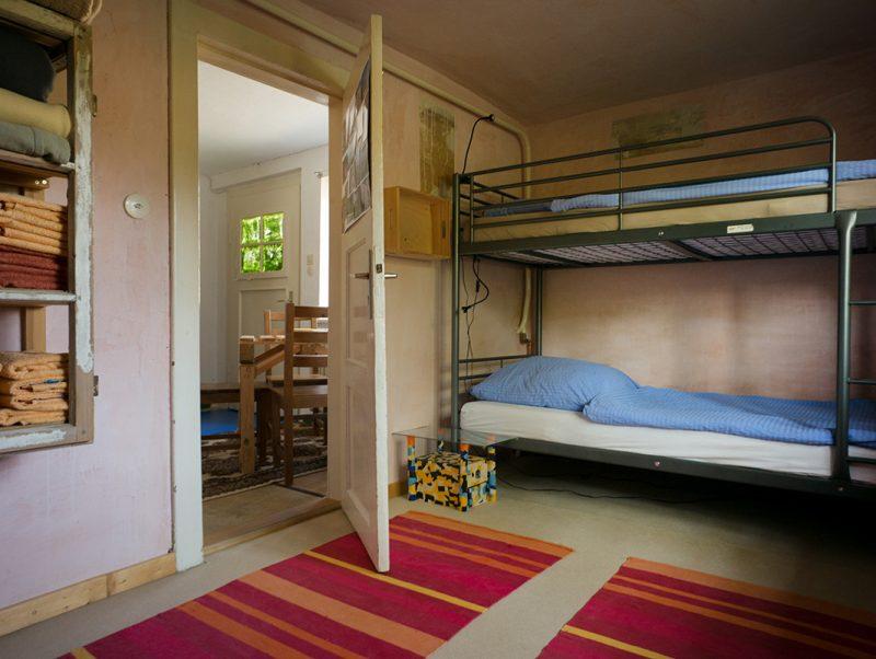 Das Mehrbettzimmer