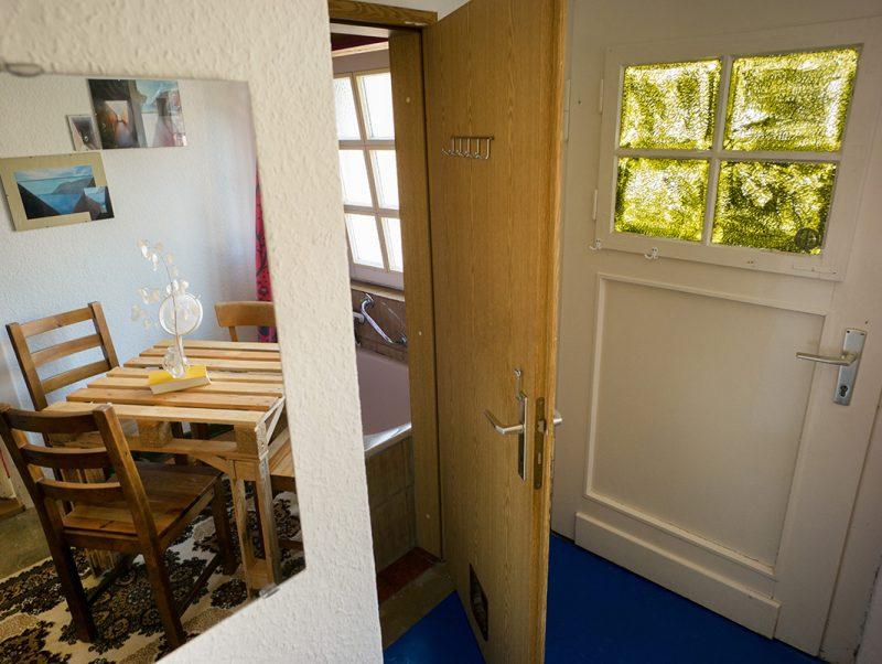 Aufenthaltsbereich Mehrbettzimmer