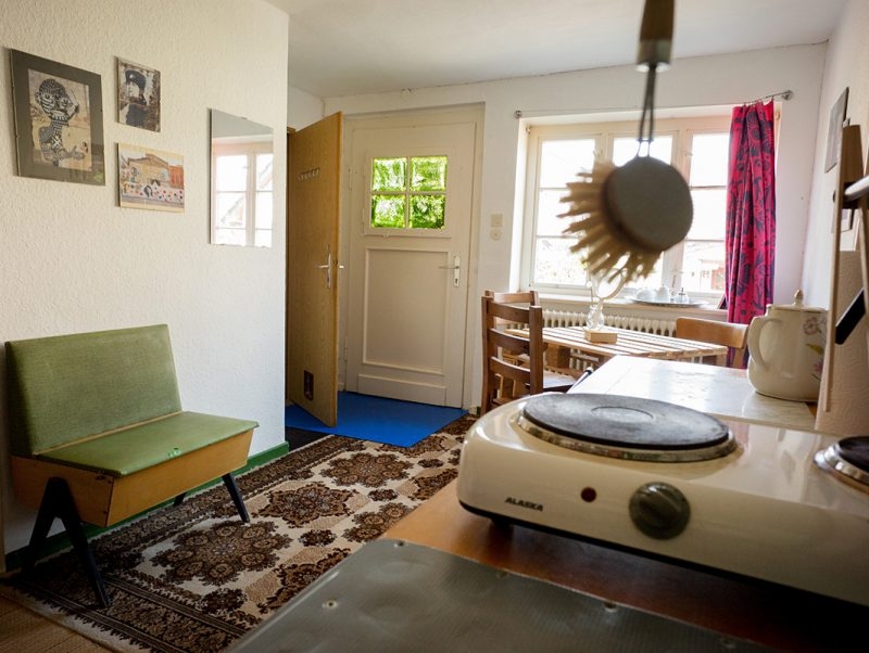 Küche Mehrbettzimmer