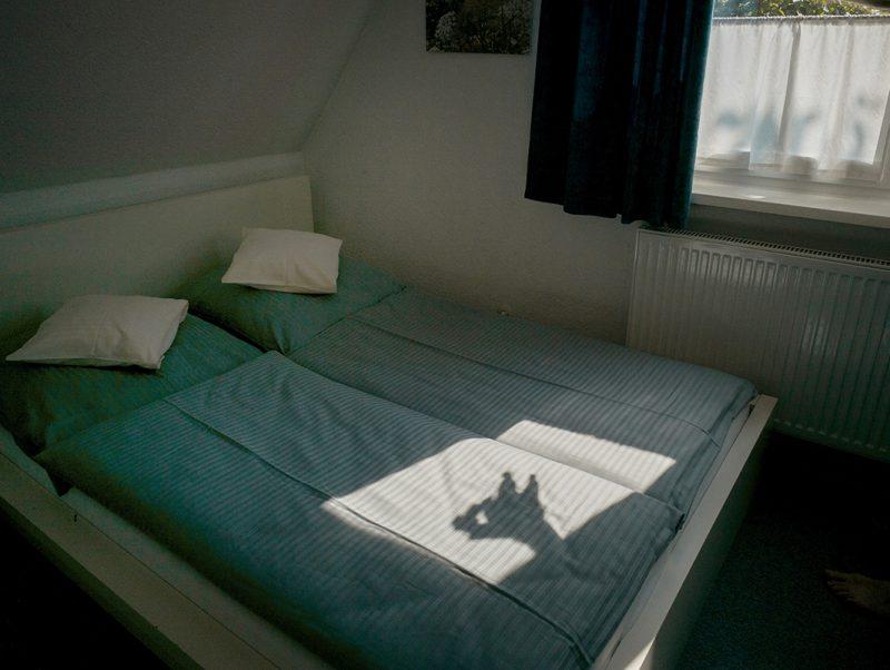 Zimmer 5 Doppelbett